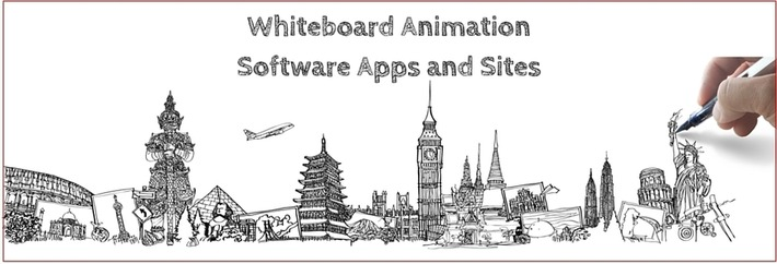 Whiteboard Animation Software, Apps and Websites - RockTheDream.co | ❤ Social Media Art ❤ | Scoop.it