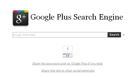 Google Plus Search Engine | Time to Learn | Scoop.it