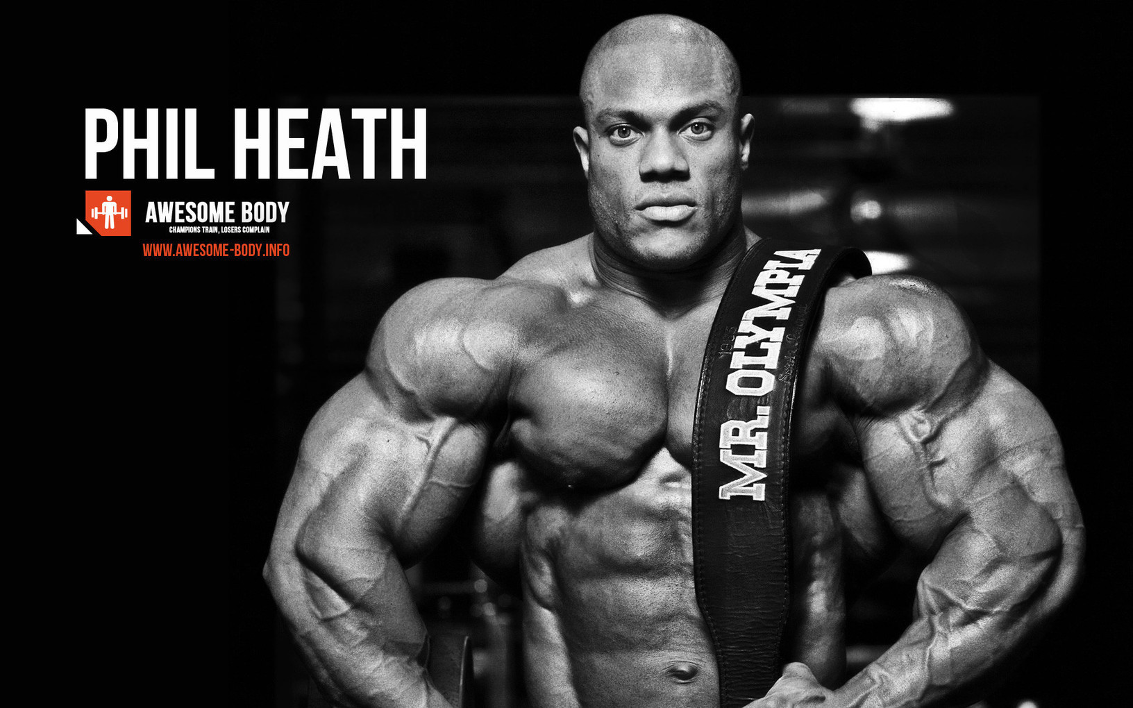 phil heath 2013 bodybuilding wallpaper hd a