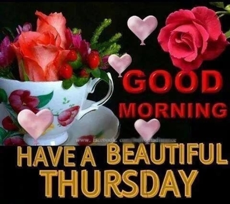 Good Morning Happy Thursday Images Sms Quotes