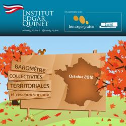 Collectivites Territoriales et Reseaux Sociaux OCTOBRE 2012 | #comterr | Scoop.it