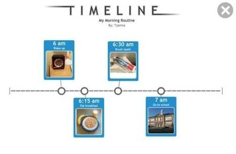 Timeline. Créer facilement des frises chronologiques – Les Outils Tice | Trucs, Conseils et Astuces | Scoop.it