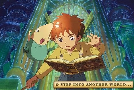 Ni no Kuni: Wrath of the White Witch | JMC Animation & Games | Scoop.it