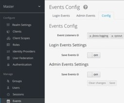 Keycloak SPI adding a custom event listener mod