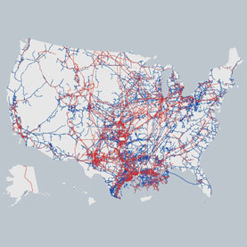 How Safe Are America's 2.5 Million Miles of Pipelines?: Scientific American | Sustain Our Earth | Scoop.it