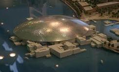 Faut-il ouvrir une annexe du musée du Louvre à Abu Dhabi ?   Inspiring Art Management   Scoop.it