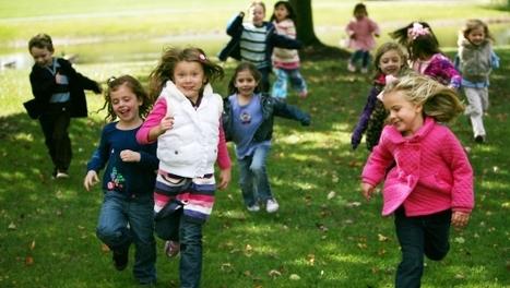 Recess helps students do better in school | Self Care & Wellness | Scoop.it