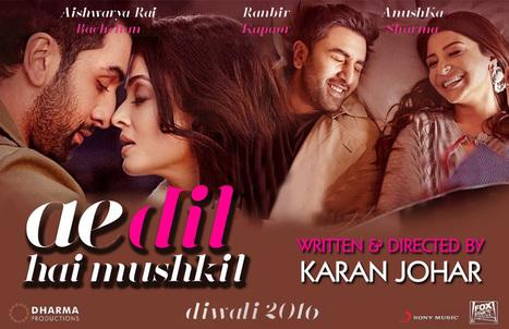 Ae Dil Hai Mushkil Free Download Full Movie Mp4