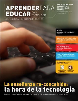 Aprender para Educar con Tecnología(Revista) | Las TIC y la Educación | Scoop.it