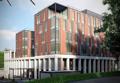 Largest non-residential Passivhaus project - Green Building Press | Ecological Construction | Scoop.it