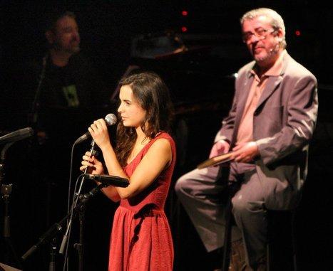 Andrea Motis & Joan Chamorro amb The New Catalan Ensemble (Girona, 26-10-2013) | JAZZ I FOTOGRAFIA | Scoop.it