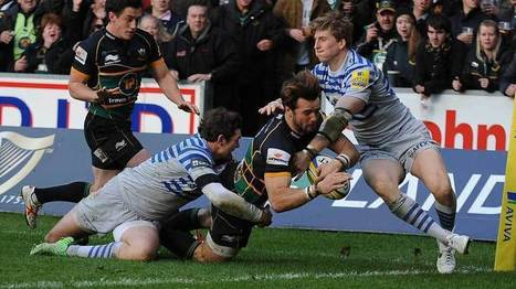 Super Saints smash Saracens | The World of Rugby Football Union | Scoop.it