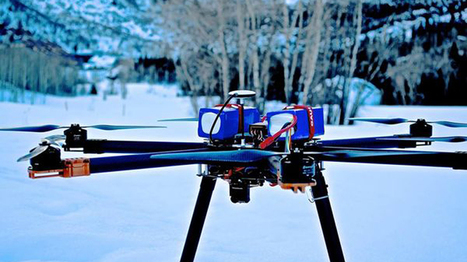 Detonating Avalanches With Explosive Drones Isn't as Dumb as It Sounds | Internet of Things News | Scoop.it