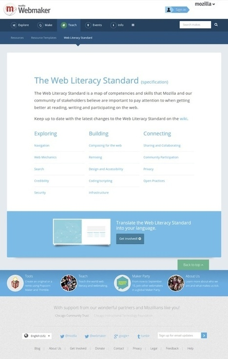 Going Beyond 'Learning to Code': Why 2014 is the Year of Web Literacy | DMLcentral | eLearning News Update | Scoop.it