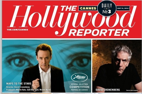 New interview with David Cronenberg for Le Monde and The Hollywood Reporter | 'Cosmopolis' - 'Maps to the Stars' | Scoop.it