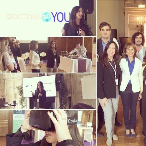 La app de IVI ganadora en el Congreso Internacional de Salud Digital Doctors 2.0 #doctors20 #hcsmeues | #DigitalHealth | Scoop.it