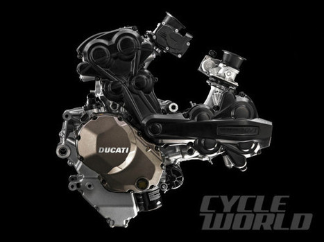 TECH UPDATE: Ducati's Desmo Variable Timing- 1198 Testastretta V-Twin / Cycle World   Ductalk Ducati News   Scoop.it