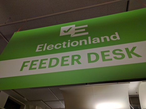 Electionland: How we set up a 600-strong newsgathering operation – First Draft News | brandjournalism | Scoop.it