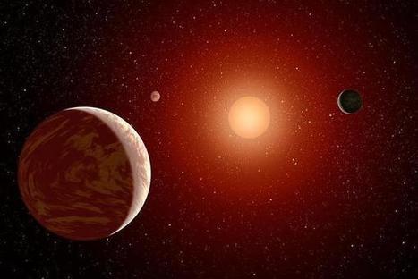 Buscan señales de vida en Wolf 1061c | Universo y Física Cuántica | Scoop.it