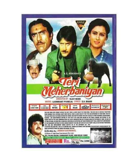 Teri Meherbaniyan Full Movie In Hindi Download Utorrent Free