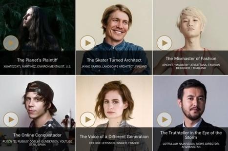 El Rubius, de la habitación de su casa a la lista de líderes del futuro de la revista 'Time' | La red y lo social | Scoop.it