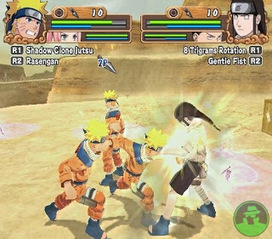 Download Naruto Uzumaki Chronicles 2 Ps2 Iso For Apk Android Mobile And Pc Game