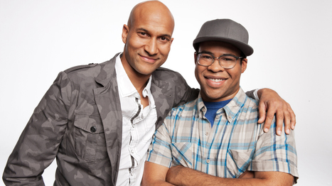 For Key And Peele, Biracial Roots Bestow Special Comedic 'Power' | Mixed American Life | Scoop.it
