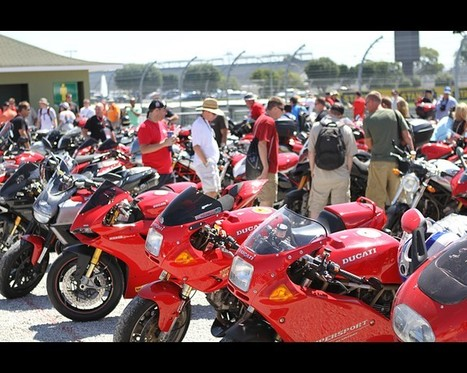 IndyGP Ducati Island Photo Gallery | SpeedTV.com | Ductalk Ducati News | Scoop.it