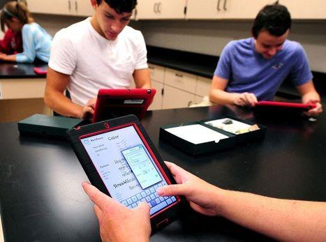 iPads Improve Classroom Learning, Study Finds | Tecnología móvil | Scoop.it