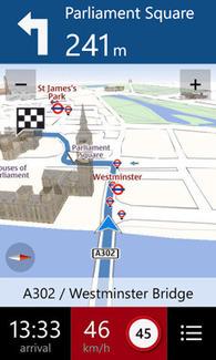 Nokia Lumia : mise à jour pour Maps, Transport et Drive, avec navigation hors ligne | SmartPh0nes | Scoop.it
