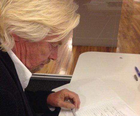 Richard Branson: How to avoid burnout as an entrepreneur - Virgin.com | The Millennials Mentor | Scoop.it
