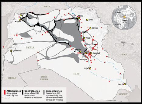 Logistics 101: Where Does ISIS Get Its Guns? | Saif al Islam | Scoop.it