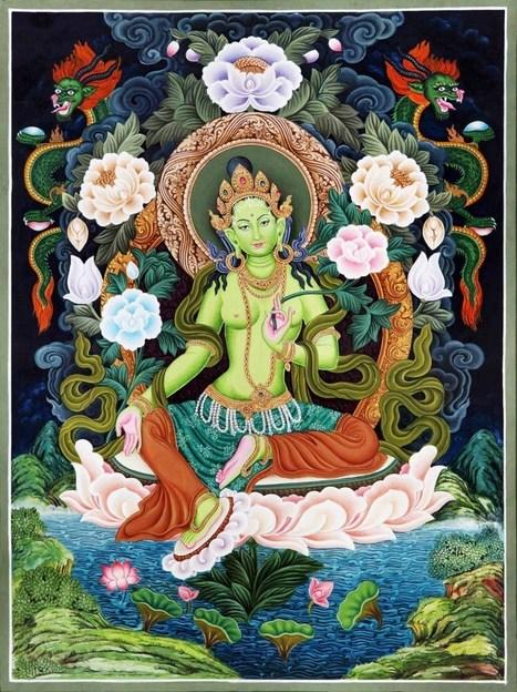 The Practice of Green Tara | promienie | Scoop.it
