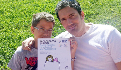 César Bona (@cccesssarrr), finalista del Global Teacher Prize | Interactive News - Noticias interactivas | Scoop.it