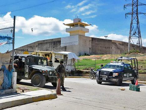 Prostituées, écrans plasma et marijuana dans une prison mexicaine | Mais n'importe quoi ! | Scoop.it