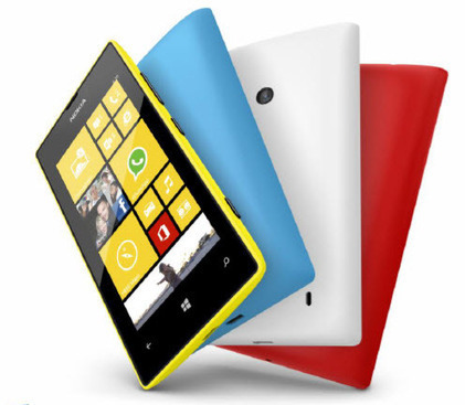 Nokia Lumia 520 Topping Carrier Charts In Finland - Ubergizmo | The Finnishing Touches | Scoop.it