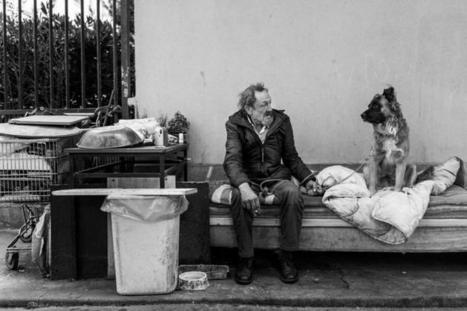 Jean-Claude sera expulsé de « son chez lui » sur le trottoir parisien | Econopoli | Scoop.it