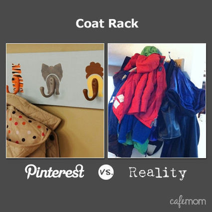 Pinterest Vs. Reality: 18 Hilariously Bad Mom FAILS   A Clean, Green Home   Scoop.it
