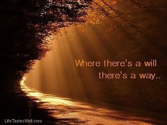 Where There Is A Will There Is A Way Lifeta
