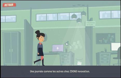 S'initier aux bases de l'Intelligence Economique avec un serious game - Pole Documentation   Orangeade   Scoop.it