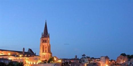 Saint-Émilion se visite aussi de nuit - Sud Ouest | dordogne - perigord | Scoop.it