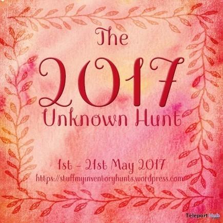 c527c0c7d2e The 2017 Unknown Hunt