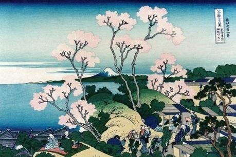 Quand la nature inspire le peintre Hokusai - | Merveilles - Marvels | Scoop.it