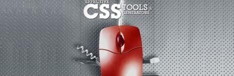 16 Handy Online CSS Tools | 7plusDezine | Web & Graphic Design | Scoop.it