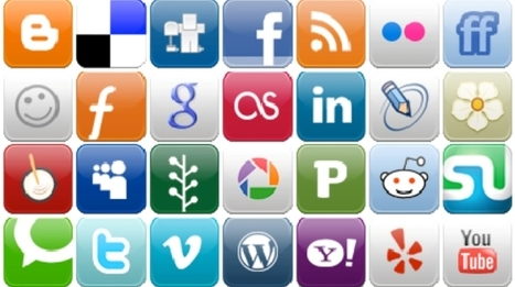 Social networking tips for mainstream media | Broadcast News in a Multimedia World | Scoop.it