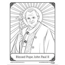 Herald Store Free Blessed Pope John Paul Ii C