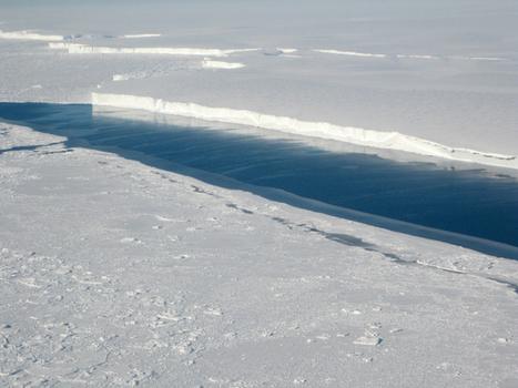 Antarctique: la calotte glaciaire plus fragile que prévu | Zones humides - Ramsar - Océans | Scoop.it