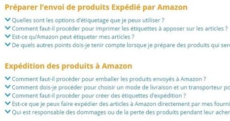 FBA : faut-il confier à Amazon le stockage et la livraison de vos produits ? | logistique e-commerce | Scoop.it