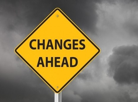 Today's Challenge: Leading Change - Great Leaders Serve | It Comes Undone-Think About It | Scoop.it