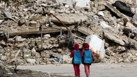 Dirigentes de 70 países del mundo se reúnen en búsqueda de fondos para Siria - RCN Radio | Un poco del mundo para Colombia | Scoop.it
